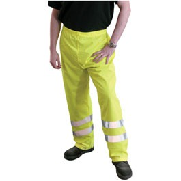 Breathable Safety Pants Class E