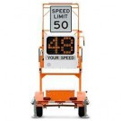 Radar-Speed Trailer