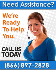 Our customer service is available to assist you. Call us at (866) 897-2828.